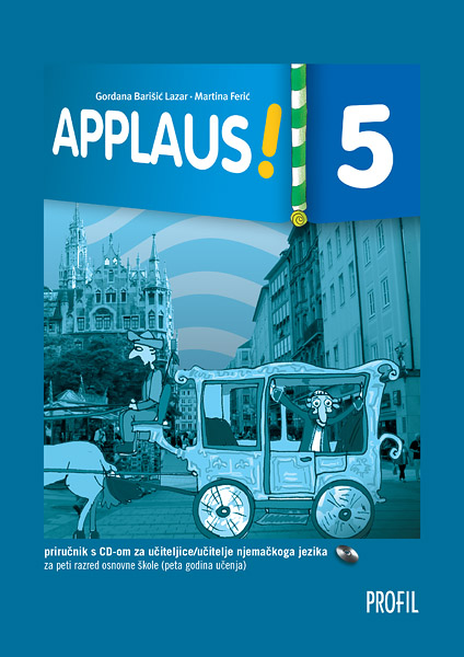 Naslovnica: APPLAUS! 5