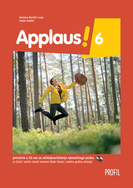 Naslovnica: APPLAUS! 6