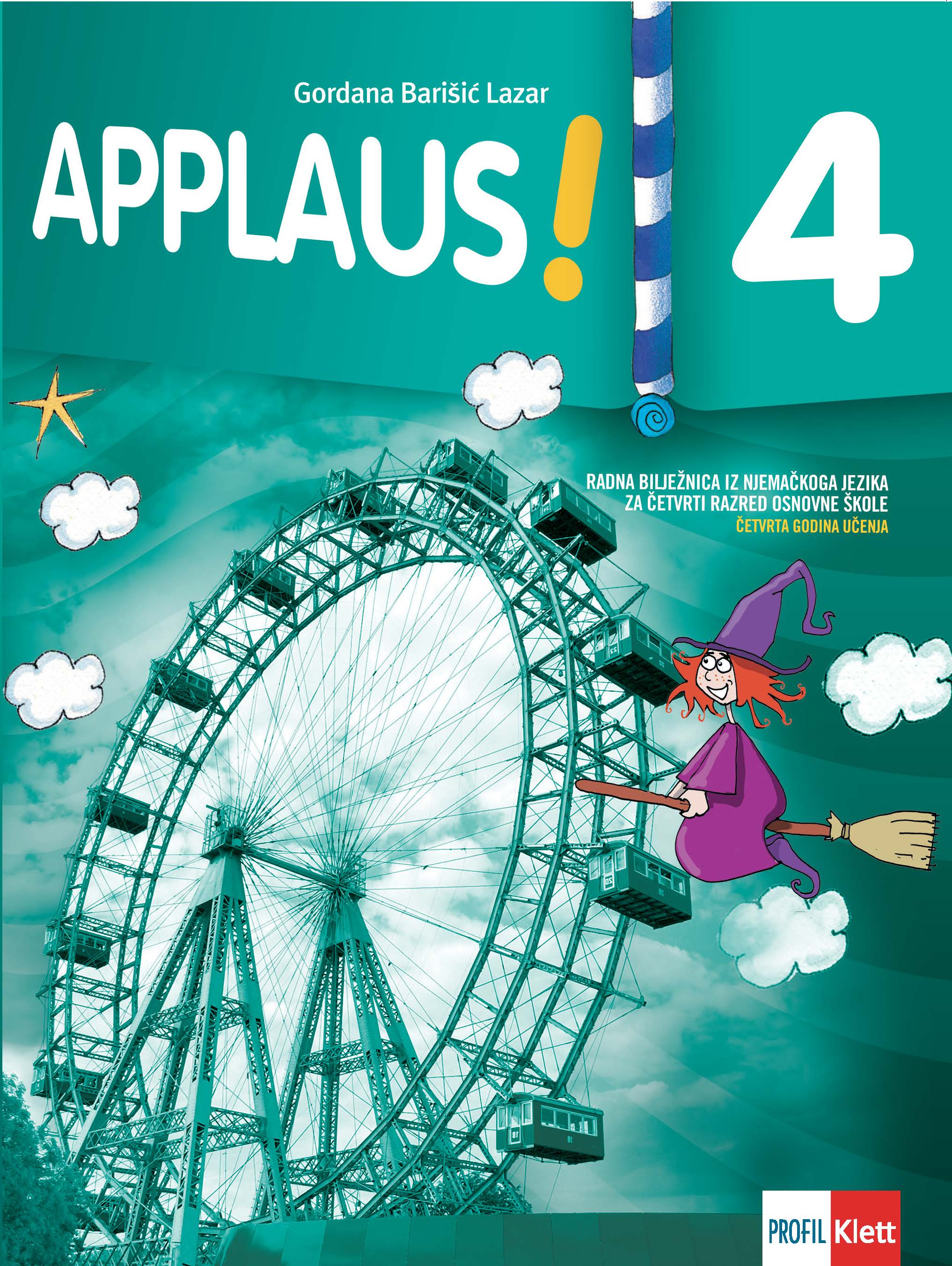 Naslovnica: Applaus! 4