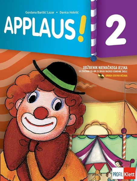 Naslovnica: Applaus! 2