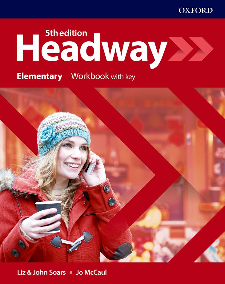 Naslovnica: HEADWAY 5th ED ELEMENTARY