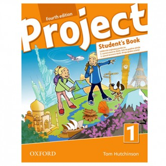 Naslovnica: PROJECT FOURTH EDITION, STUDENT'S BOOK 1