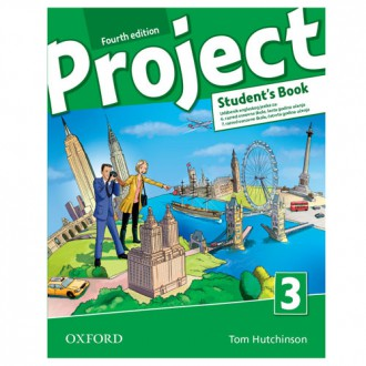 Naslovnica: PROJECT FOURTH EDITION, STUDENT'S BOOK 3
