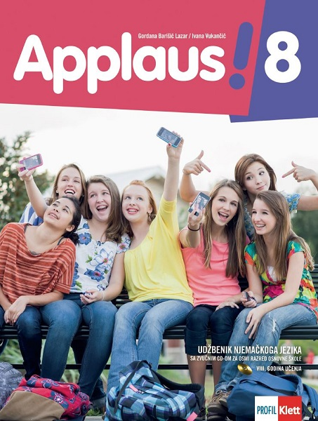 Naslovnica: Applaus! 8