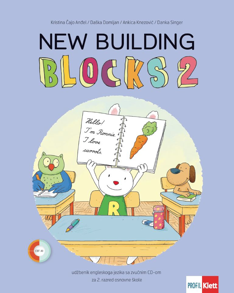 Naslovnica: New building blocks 2