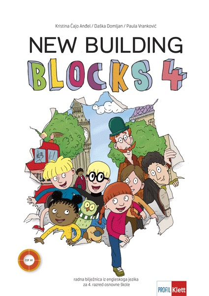 Naslovnica: New building blocks 4