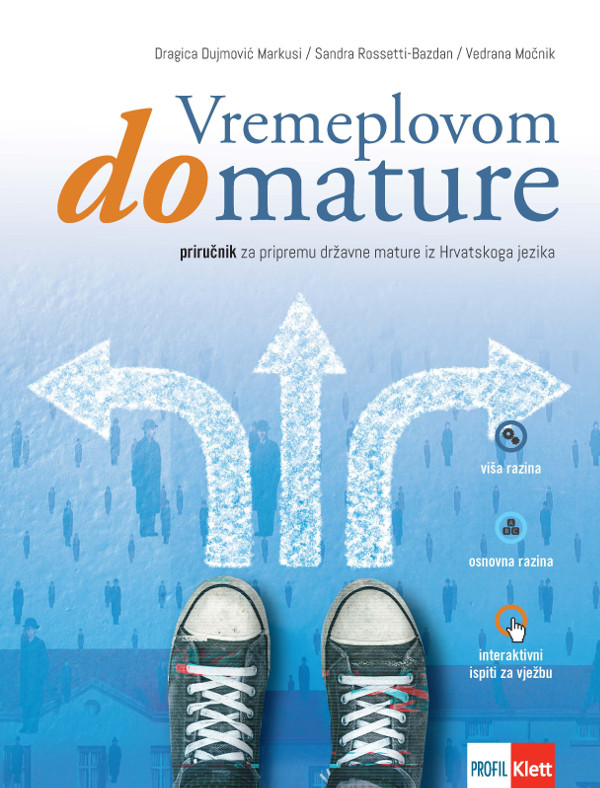 Naslovnica: Vremeplovom do mature