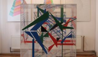 Vjenceslav Richter, Prostorna slika