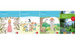 Lektirna izdanja za učenje njemačkoga jezika u osnovnoj školi, Klett Verlag