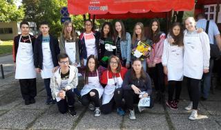 Učenici OŠ Sesvetska Sela na Znanstvenom pikniku