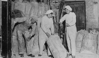 Mlinarice u Engleskoj u vrijeme Prvog svjetskog rata