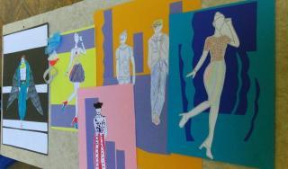 Izložba reciklirane mode učenika OŠ Nikole Andrića, Vukovar