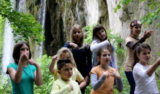 Projekt djece Osnovne škole Tenja u suradnji s udrugom Gorski paroščić