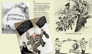 Primjeri korištenja karikatura u udžbeniku Zašto je povijest važna? 4