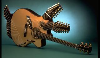 Picasso gitara
