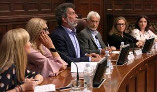 Sudionici okruglog stola na temu reforme obrazovanja u Hrvatskoj gospodarskoj komori