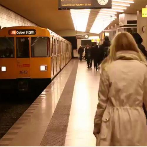 Podzemna željeznica u Berlinu