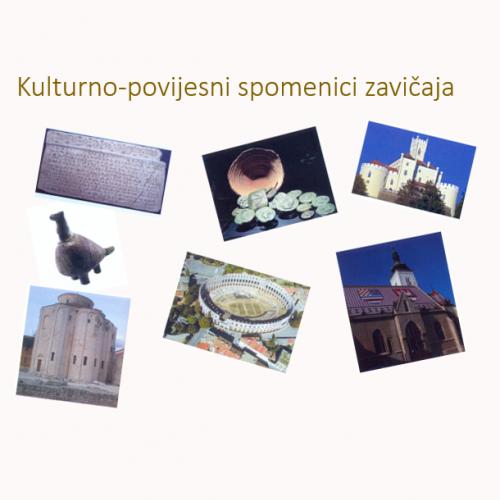 Kulturno Povijesni Spomenici Zavicaja Profil Klett