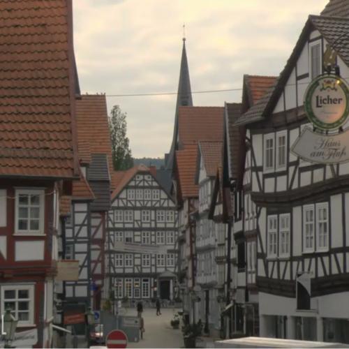 Tradicionalna njemačka kuća
