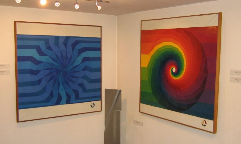 V. Richter, Sistemsko slikarstvo