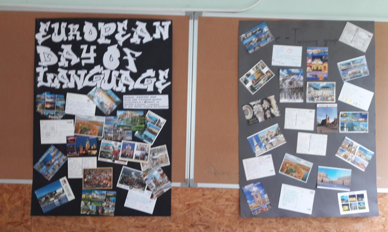 Projekt za Europski dan jezika, OŠ Retkovec