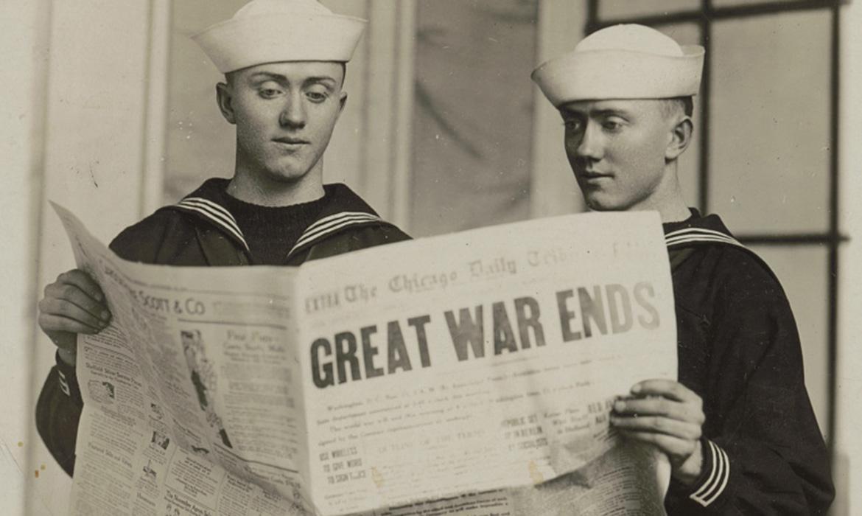 Završetak u novinama