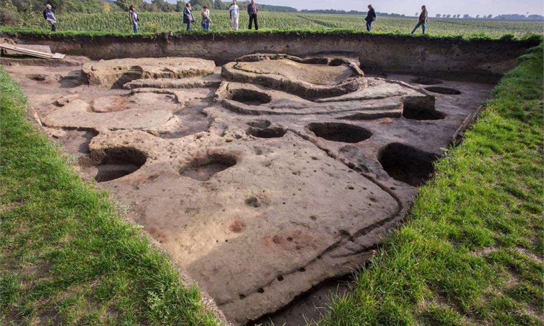 Arheološko nalazište u Vučedolu