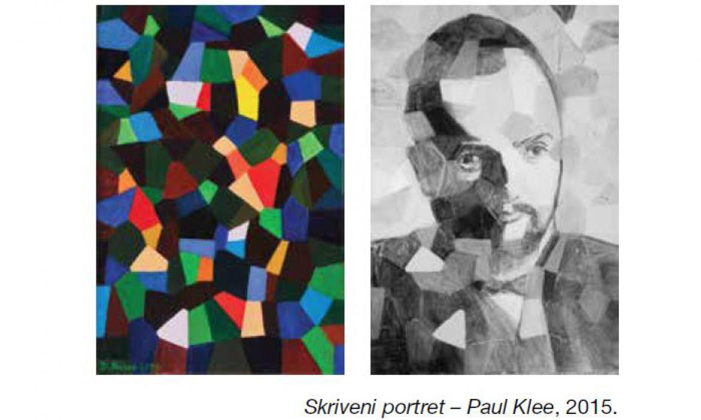 Skriveni portret - Paul Klee, 2015.