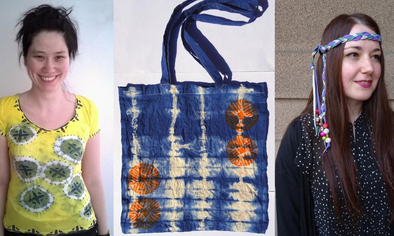 Nosive kreacije: majica, torba i vrpca za kosu