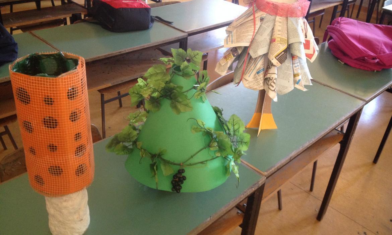 Dječji radovi, ekologija
