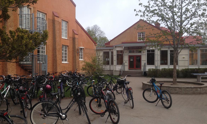 Škola u Vanersborgu, Švedska