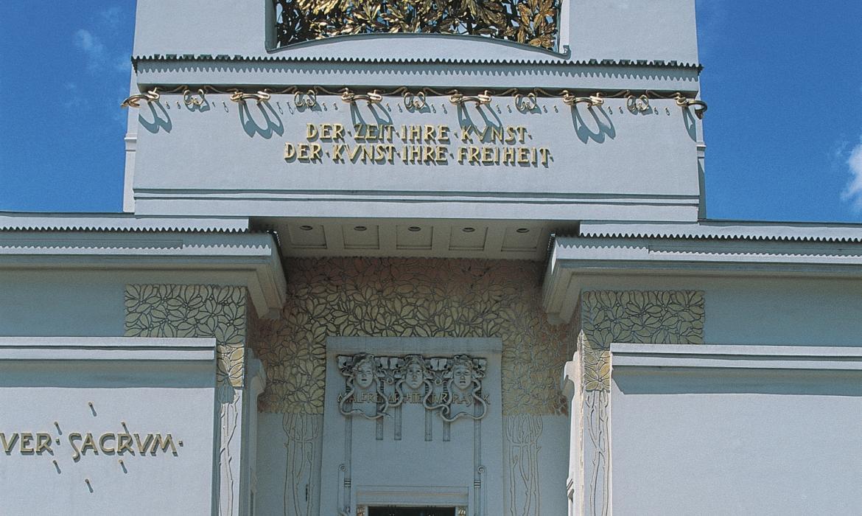 Zgrada Bečke secesije, Beč, Austrija