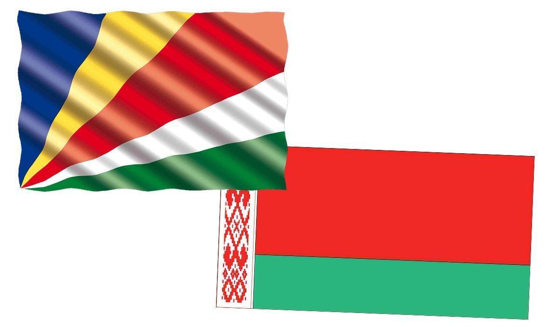 Zastave Sejšela i Bjelorusije