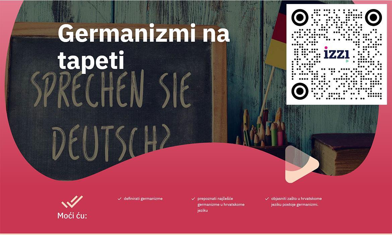 Digitalni obrazovni sadržaj o germanizmima u udžbeniku Vremeplov 7