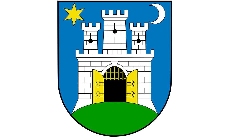 Današnji dizajn grba izradio je na temelju povijesnog predloška Mladen Stojić iz Rijeke, koji je priredio većinu suvremenih grbova i zastava nakon 1990. g. (tvrtka Heraldic art d.o.o.).