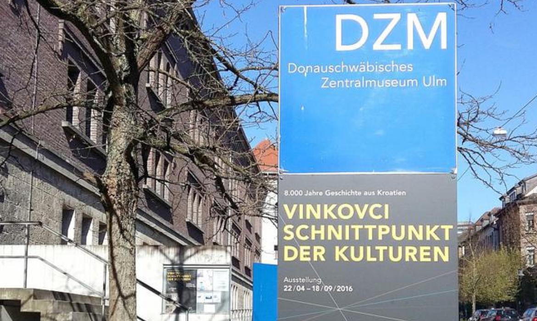 Izložba u njemačkom Ulmu otvorena je u travnju 2016. godine