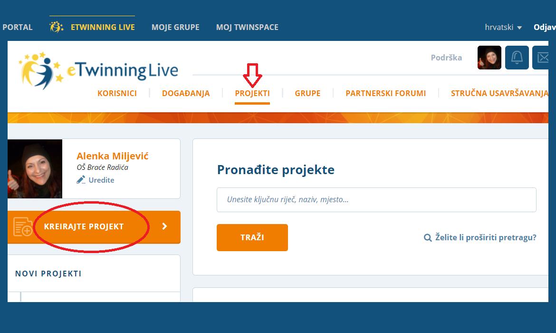 zaslonsko ime za online primjere upoznavanja