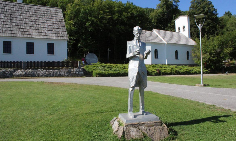 Memorijalni centar Nikola Tesla u Smiljanu