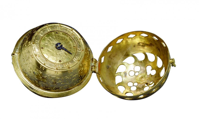 Najstariji sačuvani mehanički sat iz 16. stoljeća pronađen je u Njemačkoj