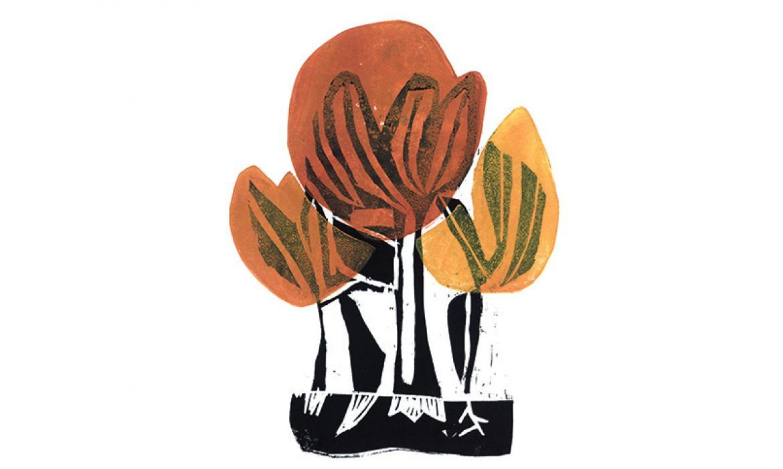 Drvo, tehnika linoreza, Uvod u likovne tehnike, skupina autora, Profil Klett, 2011.