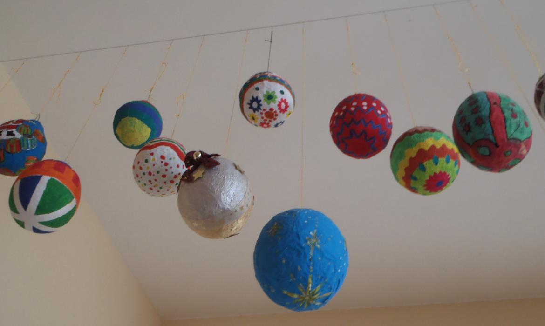 Baloni se veselo vrte