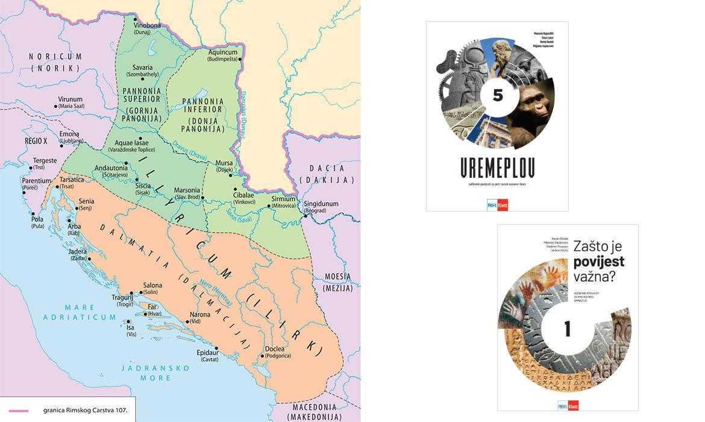Rimska vlast početkom 2. stoljeća