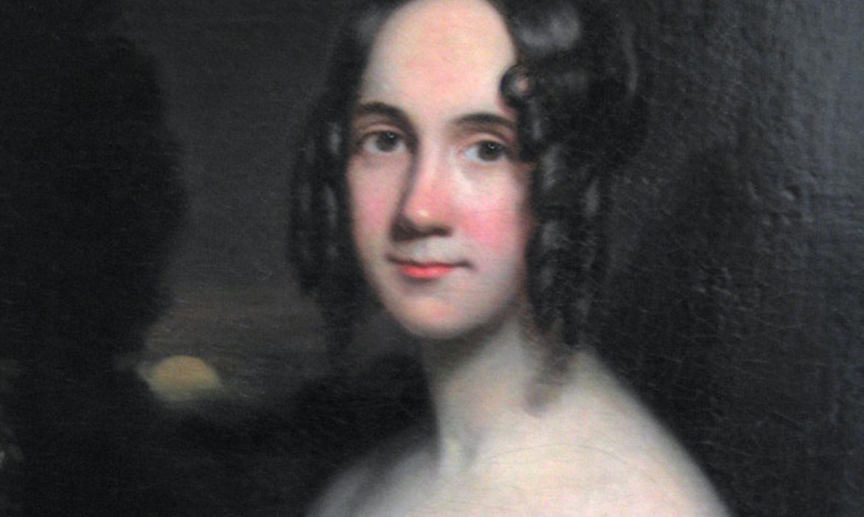 James Reid Lambdin: Sarah Josepha Hale, 1831. Richard's Free Library, Newport, New Hampshire, SAD