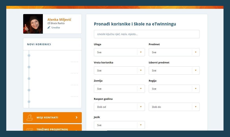 primjeri sažetaka mrežnih profila