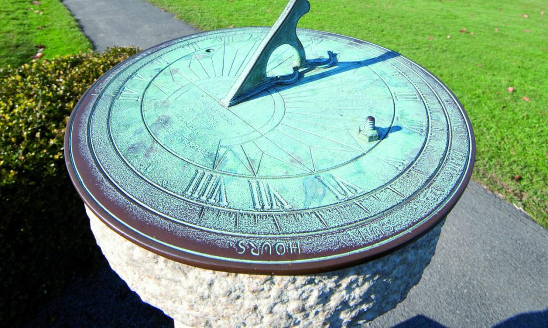 Sunčani sat, najstariji instrument za mjerenje vremena