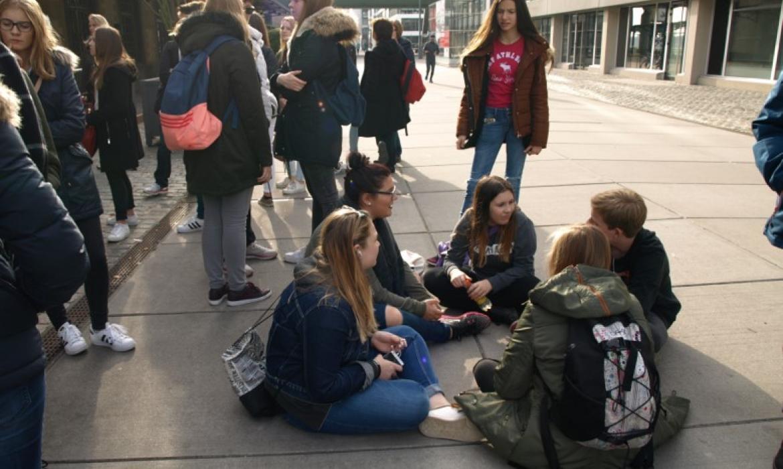 Hrvatski učenici na razmjeni u Njemačkoj